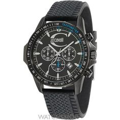 Mens Just Cavalli Actually Chronograph Watch R7271693025