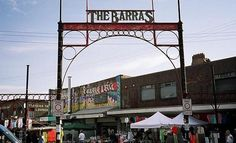 The legendary Barras market in the east end of Glasgow. Runs every weekend, 10am-5pm.
