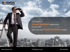 """You have complete control over the look and feel of your Travel Website and Apps. Start your own travel business today. """"Your Brand, Your"""