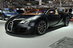 Bugatti Veyron super sport negro2