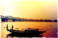 Calcutta :) ... (Dakshineshwar Kali Bari, Nov 2011)
