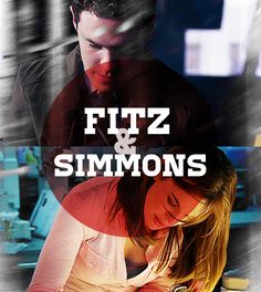 Leo Fitz + Jemma Simmons (Agents of S.H.I.E.L.D.) My absolute favorite characters from this show!!!