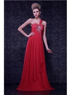 New Arrival A-Line Beading Scoop Prom Dress 10892147 - Evening Dresses 2014 - Dresswe.Com