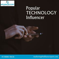 If you are in search of POPULAR TECHNOLOGY INFLUENCER in India then here we have a complete list of best bloggers. Now you can get all the knowledge by following them. #influencer #influencerport #influencermarket #sales #goals #marketing#business #saleidea #startup #travel #bloger #advertising #onlineadvertisement #adv #facebook #instagram #socialmedia #technology Online Advertising, Influencer Marketing, Facebook Instagram, Knowledge, Social Media, Goals, India, Technology, Popular