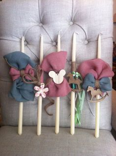 Easter Projects, Easter Crafts, Projects To Try, Candle Art, Palm Sunday, Hoppy Easter, Holiday Time, Creative Gifts, Diy And Crafts