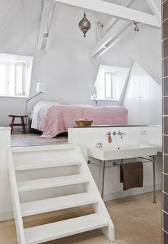 my new room Bedroom Loft, Home Bedroom, Loft Room, Raised Bedroom, Bed Room, Design Bedroom, Bedroom Decor, Upstairs Bedroom, Dream Bedroom