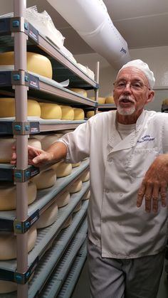 #goatvet likes the story of how Goat Lady cheeses started - congratulations to them on 20 years as a cheese maker.