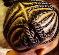 Beautiful braids and twists - Beautiful braids and t. Beautiful braids and twists - Beautifu Childrens Hairstyles, Lil Girl Hairstyles, Girls Natural Hairstyles, Natural Hairstyles For Kids, Natural Hair Styles, Little Girl Braids, Braids For Kids, Girls Braids, Kid Braid Styles