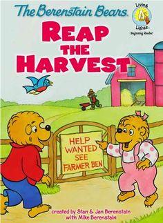 Bargain e-Book: The Berenstain Bears Reap the Harvest ~ $1.99!