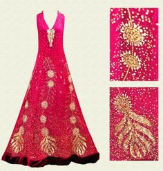 Formal and Occasional Dresses 2015 for Women - StyleJutt.com  . #PartyWear, #FormalDresses, #OccasionalDresses, #fashion2015, #style2015, #womenswear Pink Love, Hot Pink, Formal Dresses For Women, Occasion Dresses, Party Wear, New Dress, Designer Dresses, Beautiful Dresses, Cool Outfits