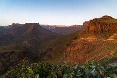 Die Top 30 Fotospots auf Gran Canaria Strand, Natur und Sehenswürdigkeiten Gran-Canaria Die besten Spots Gran Canaria - Degollada de La Yegua