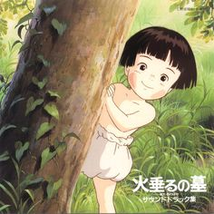 awwww- grave of the fireflies