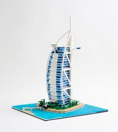 What can be done with Lego's