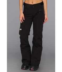 The North Face Freedom LRBC Insulated Pant TNF Black/TNF Black/TNF Black - 6pm.com