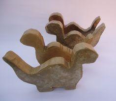 Pedra Sobre Pedra Artesanato em Pedra Cariri: Dinos