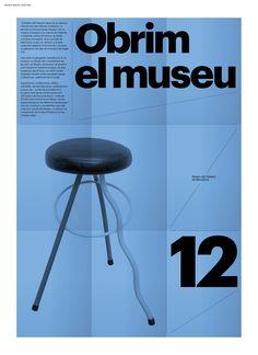 Barcelona Design Museum | Creative Fonts Typography for Museum Branding Design | Award-winning Typography for Design | D&AD