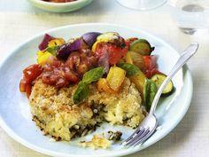 Reisfrikadellen mit Gemüse - smarter - Kalorien: 521 Kcal - Zeit: 45 Min. | eatsmarter.de