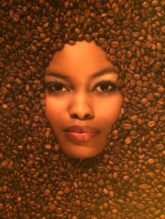 Bury, Face Art, Woman Face, In This Moment, Coffee, Couples, Brown, Beautiful, Kaffee