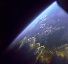 The Andes from space.