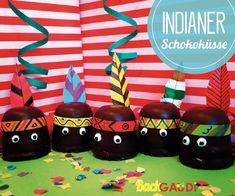 Indianer Schaumküsse – BackGAUDI