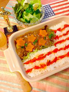 Curry of USA