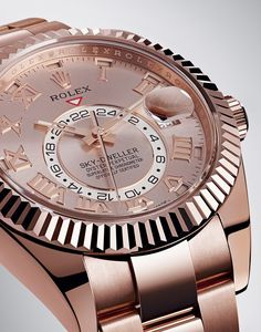 New Rolex Sky-Dweller Watch: Baselworld 2014
