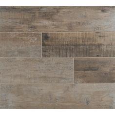 24 Quot X 8 Quot Gunstock Cherry Ceramic Wood Ceremic Tile