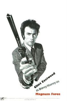 Magnum Force (1973) movie #poster, #tshirt, #mousepad, #movieposters2