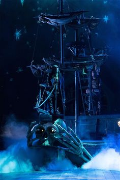 Wendy & Peter Pan: Behind the scenes at the RSC - Telegraph