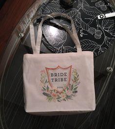 Bride Tribe 2017 Bachelorette Tote Bags