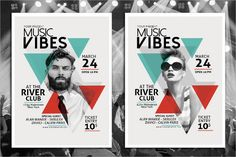 Then promote yourself with a stylish flyer and PSD flyer templates. Check out this collection of premium flyer templates curated from Envato Stylish Flyer. Flyer Design Templates, Print Templates, Leaflet Design, Stationery Templates, Business Illustration, Pencil Illustration, Business Brochure, Business Card Logo, Snapchat