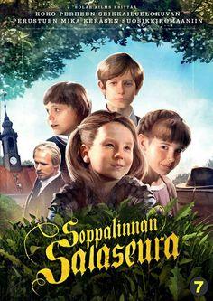 A SOCIEDADE SECRETA DE SOUPTOWN (2015) 7.2