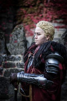 Dragon Age - Cullen Cosplay by zahnpasta