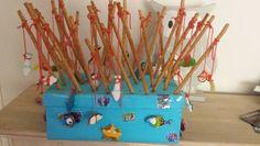 Traktatie 5 jaar. Soephengels met kikker, worm of haai Superfood, Diy For Kids, Toy Chest, Babyshower, Cupcakes, Toys, Children, Decor, Baby Shower