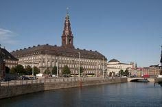 Christiansborg Palace.