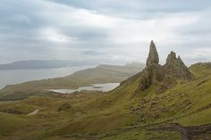 Isle of Skye Monument Valley, Scotland, Mountains, Nature, Photography, Travel, Life, Voyage, Viajes