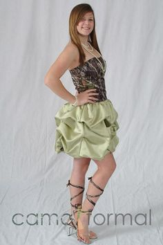 Short Camo Dresses for Homecoming and Prom Camouflage Prom Wedding Homecoming Formals Camo Prom Dresses, Camo Dress, Straps Prom Dresses, Bridesmaid Dresses, Formal Dresses, Camouflage Wedding, Camo Wedding, Wedding Shoes, Wedding Stuff