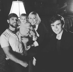 Max Thieriot to my first day as a director on the set of . Miss you guys ! Bates Motel Season 5, Bates Motel Cast, Norman, Max Theriot, Freddie Highmore Bates Motel, Good Doctor Series, Norma Bates, Miss You Guys, Vera Farmiga