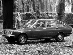 Lancia Beta LX - 1972