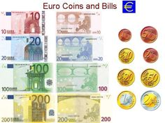 Image result for printable fake money euro