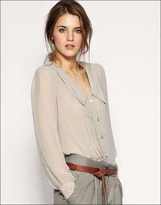 Kadın Gömlek Modelleri - http://www.bayanlar.com.tr/kadin-gomlek-modelleri/
