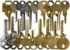 18 Key Professional Bump Key Set