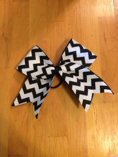 Cheer Bow 1 by SophieElanorCouture on Etsy, $9.50