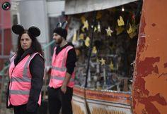 Dismaland: Spoof Disney Theme Park by Banksy