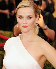 SAG Awards 2015: See the Best Beauty Moments - Reese Witherspoon from #InStyle