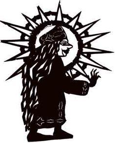 太陽の女神…魔人に飲み込まれ六重の城壁に囲まれたろうに閉じ込められた太陽の女神。世界は光を失う。朝が訪れない為、カムイもアイヌも眠り時にしてしまう。アイヌラックルは太陽の女神の救出に向かう事になる。