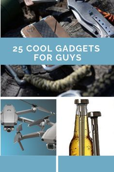 25 Cool Gadgets For Men. I cover a number of cool gadgets for men that any guy would like, learn more about mens gadgets and gear. Gadgets Électroniques, Electronic Gadgets For Men, Mens Gadgets, High Tech Gadgets, Electronics Gadgets, Kitchen Gadgets, Fitness Gadgets, Office Gadgets, Power Electronics