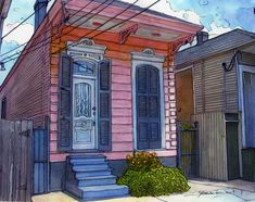 77 Painting by John Boles