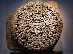 Mayan Calendar of Doom - predicted cataclysmic events for December 2012.