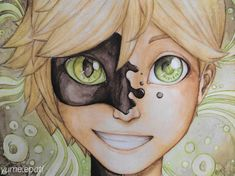 Cat Noir. Adrien.
